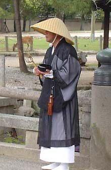 Nara Monk by satsumagirl