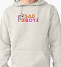 Sadboys - Dunkin Donuts Style Pullover Hoodie