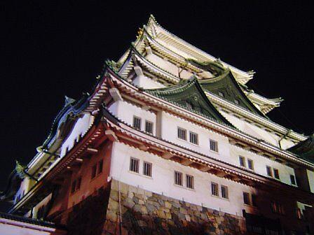 Nagoya Castle by satsumagirl