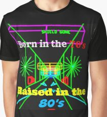 Raised in the 80's Graphic T-Shirt