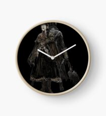 Bloodborne - Doll and Hunter Clock