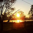Sunrise Over Lost Lake by Erial