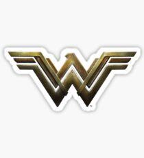 W0NDER-W0MAN! Sticker