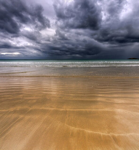 I think it's about to Rain by Robert Mullner
