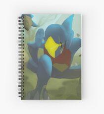 pokemon garchomp Spiral Notebook