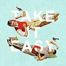 Take It Easy by heatherlandis