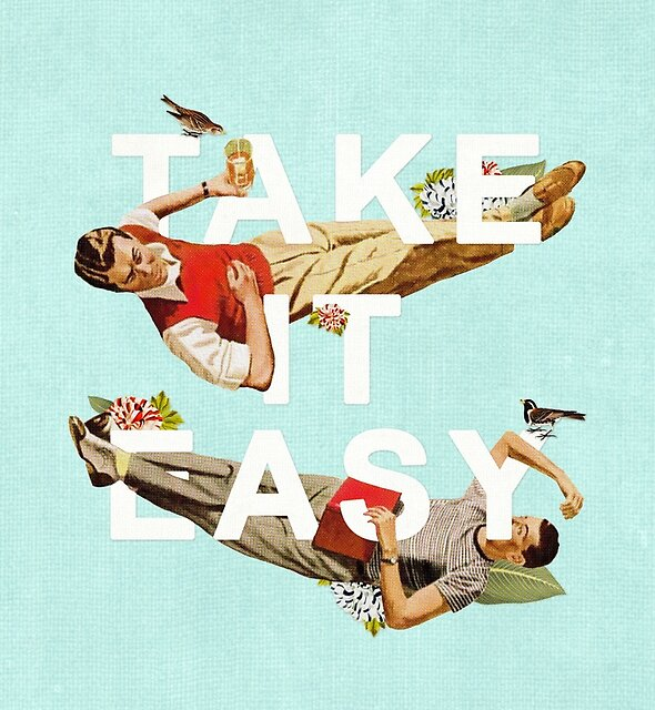 Take It Easy by heatherlandis