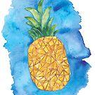 Pineapple by CMYKnerd