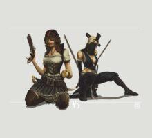 Pirates VS Ninja 01