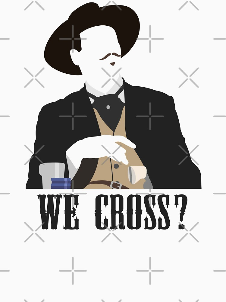 Tombstone: We Cross? by muskitt