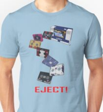 Soundwave: Eject! (colour) Slim Fit T-Shirt