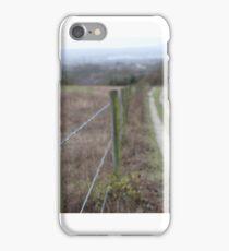 Long walks iPhone Case/Skin