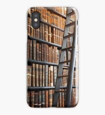 Long Room - Dublin, Ireland iPhone Case/Skin