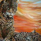 Leopards by Cherie Roe Dirksen