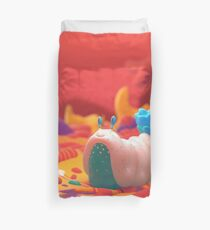 Afternoon Stroll Duvet Cover