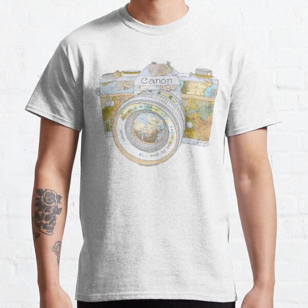 REISE CAN0N Classic T-Shirt