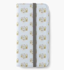 TRAVEL CAN0N iPhone Wallet/Case/Skin