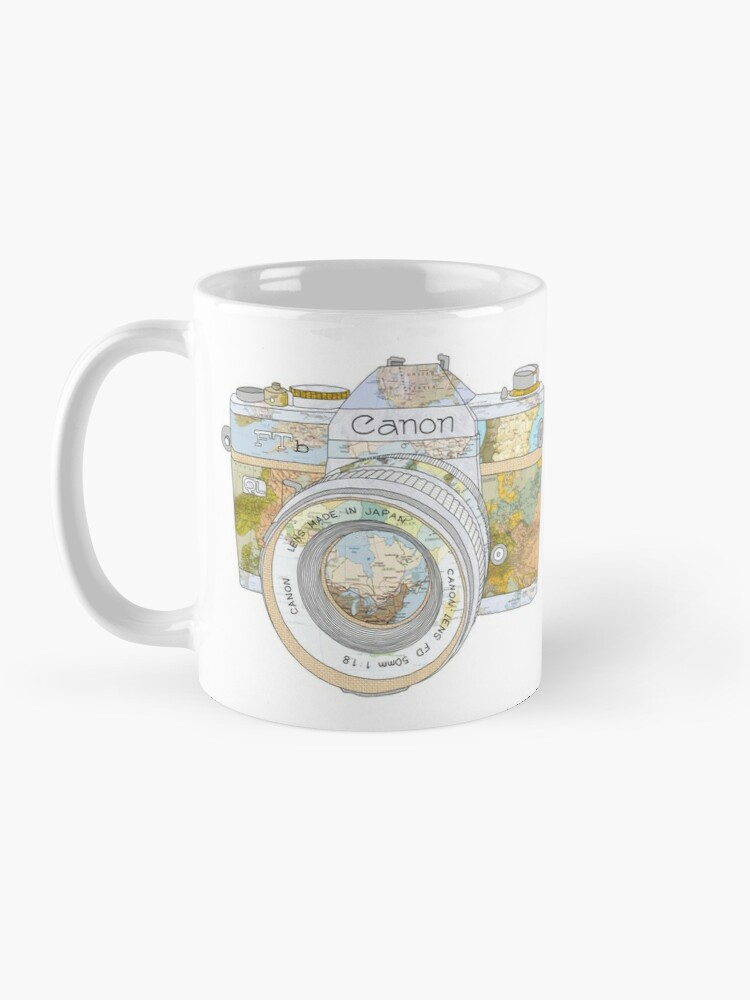 Alternate view of TRAVEL CAN0N Mug