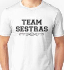 Team Sestras - Orphan Black  T-Shirt