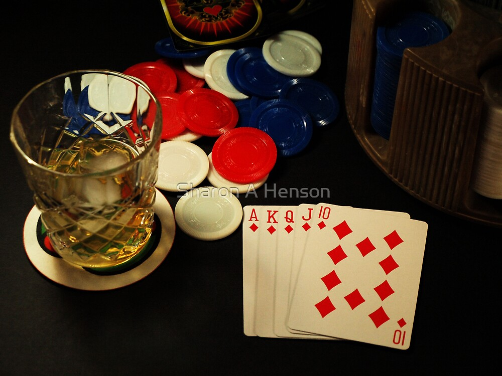 WINNING HAND by Sharon A. Henson
