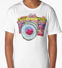 FLORAL CAN0N Long T-Shirt