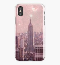 Stardust Covering New York iPhone Case/Skin