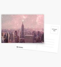 Stardust Covering New York Postcards