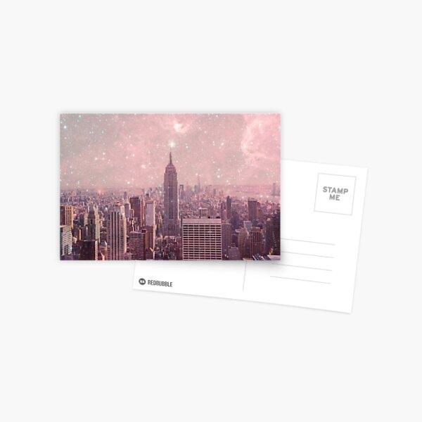 Stardust Covering New York Postcard