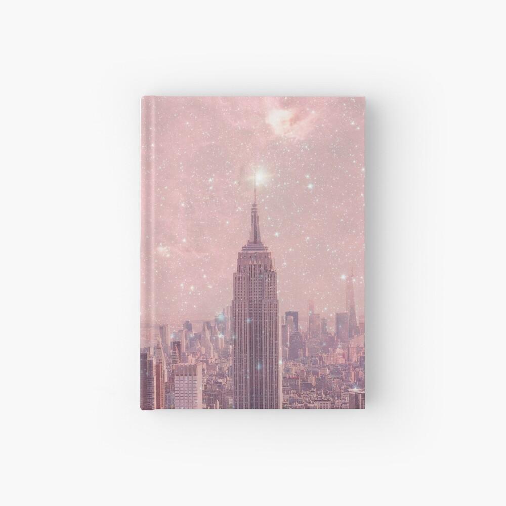 Stardust, der New York bedeckt Notizbuch
