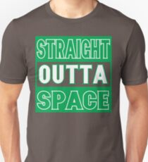 U.F.'Mo' Straight Outta Space Unisex T-Shirt