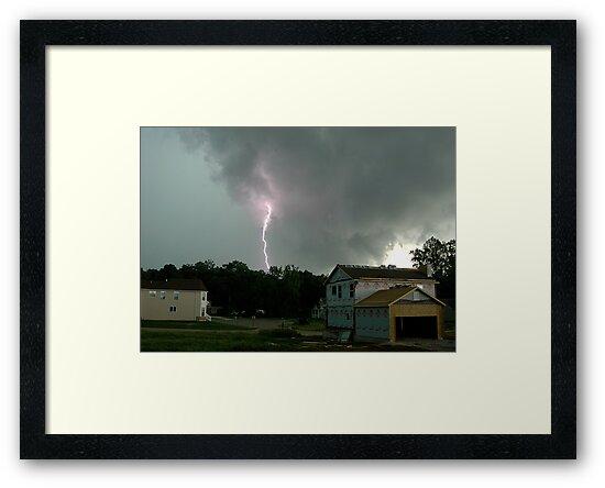 Lightning Bolt by Jim Caldwell