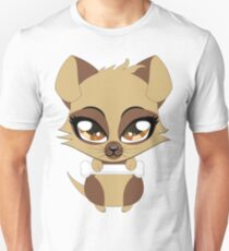 Cute little brown puppy T-Shirt