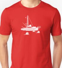 Jaws - Orca with Barrels T-Shirt