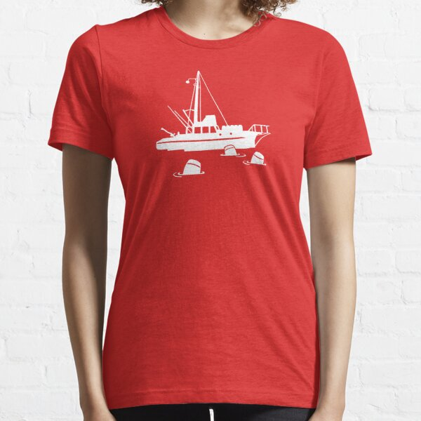 Jaws - Orca with Barrels Essential T-Shirt