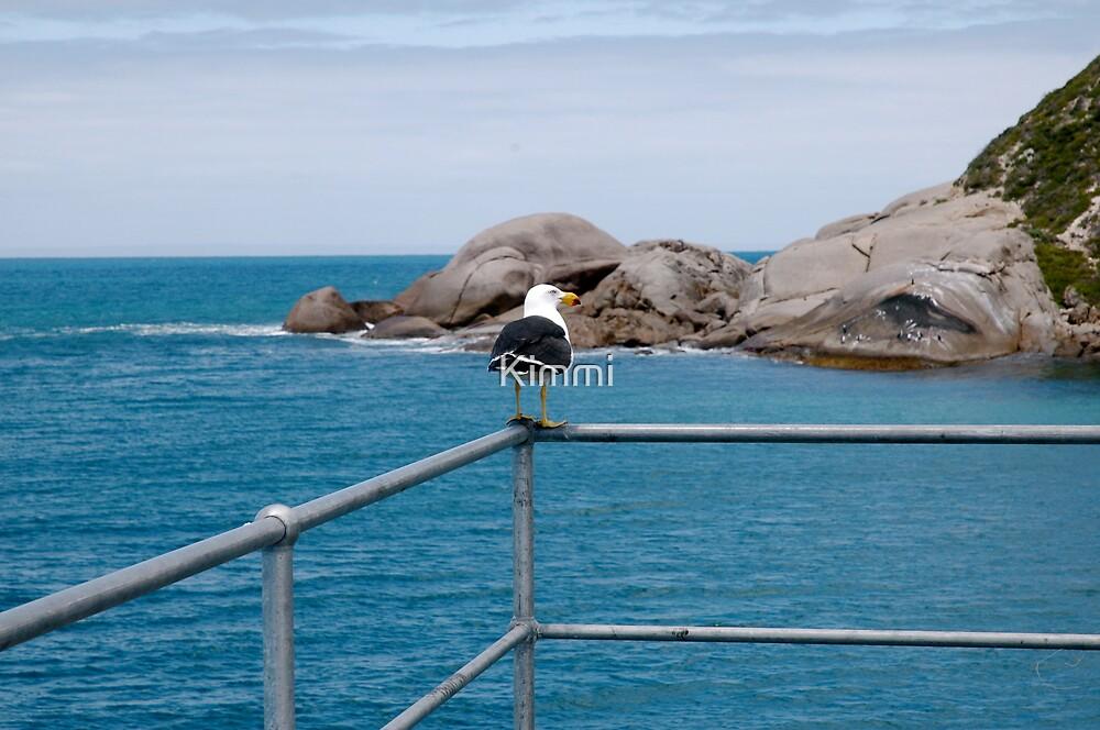 Sea Bird by Kimmi