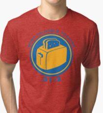 The REAL Basketball MVP Tri-blend T-Shirt