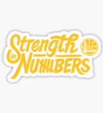 GSW Sticker