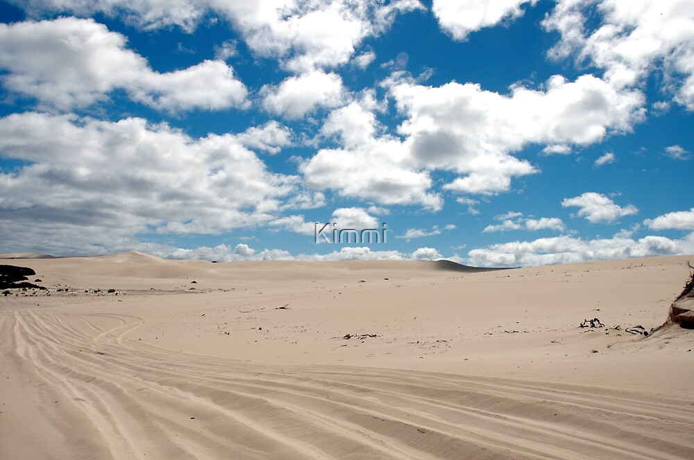 Dunes 1 by Kimmi