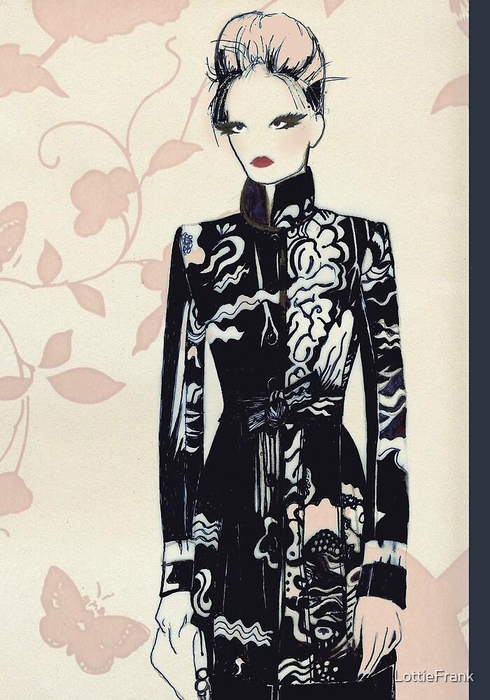 Oriental Glamour by LottieFrank