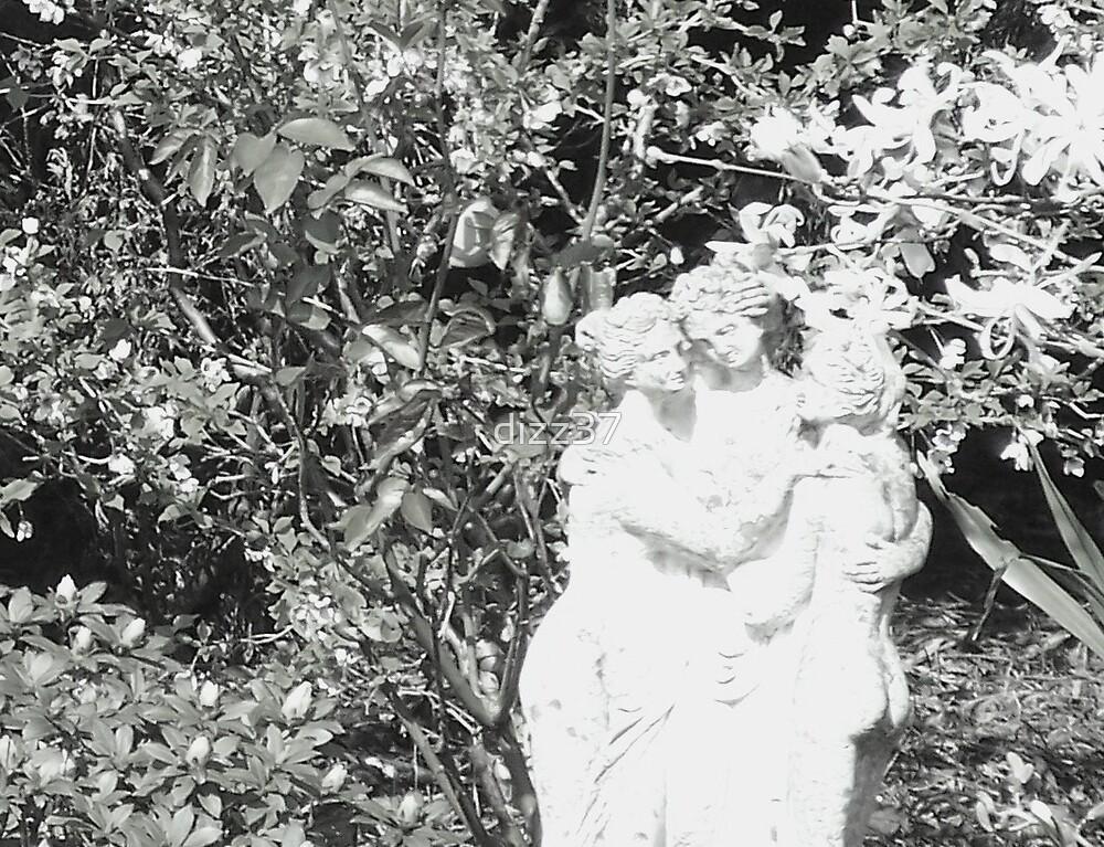 in the garden by dizz37