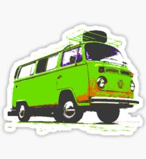 Kombi camper Sticker