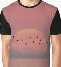Sunrising in the Sunset Graphic T-Shirt