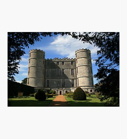 Lulworth Castle Garden Photographic Print
