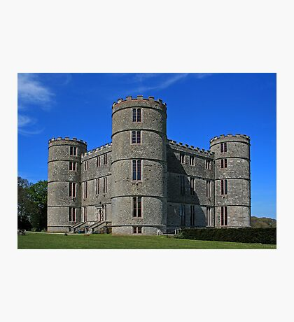 Lulworth Castle Reprised Photographic Print