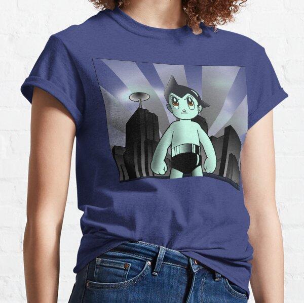 Astroboy Cityscape Classic T-Shirt