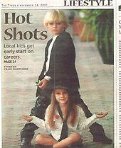 Hot Shots by Thomas E - Miami Models