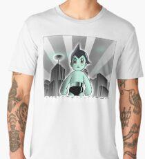 Astroboy Cityscape - Fixatron.ca Men's Premium T-Shirt