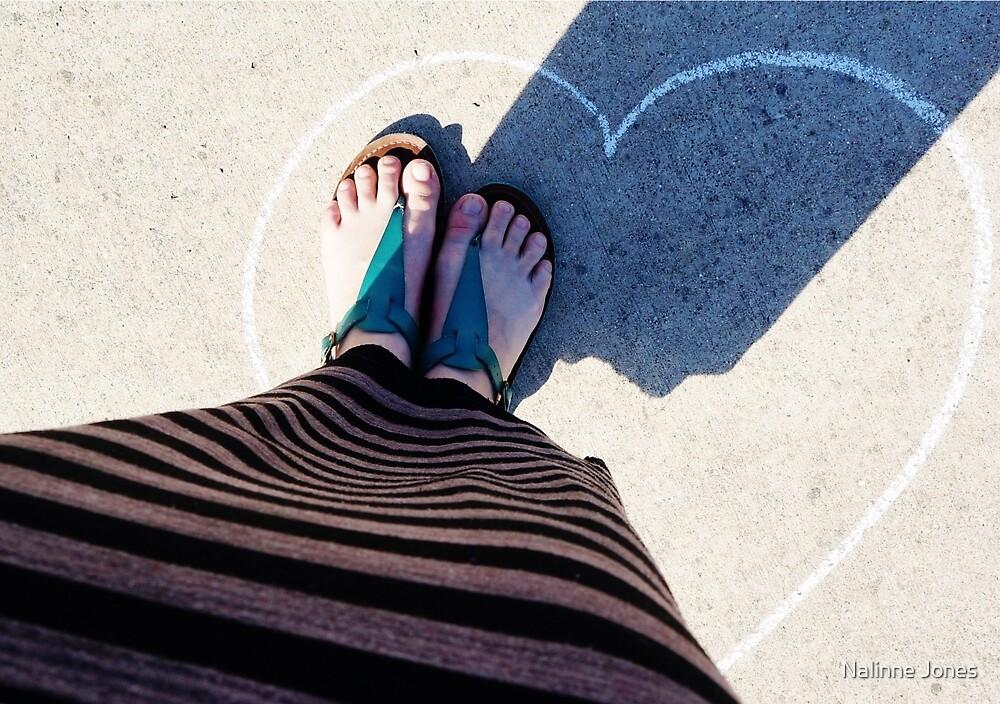 Standing in Your Heart by Nalinne Jones