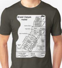 Grand Canyon Rocks! Unisex T-Shirt