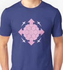 Zarya Particle Barrier inpired print Unisex T-Shirt